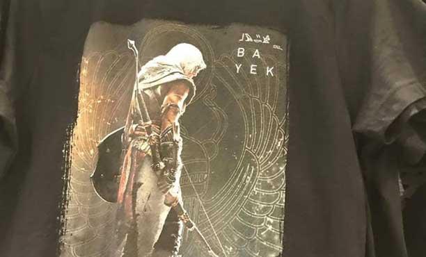 หลุด!ตัวเอก Assassin's Creed: Origins ฝ่ายชายมีนามว่า Bayek
