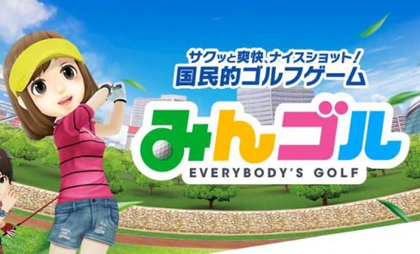 โซนี่บุกตลาดเกมมือถือ ปล่อย Everybody's Golf เป็นเกมแรก