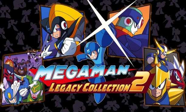 Mega Man Legacy Collection 2 ประกาศลง PC สิงหาคม