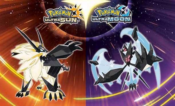เปิดตัว Pokémon Ultra Sun & Ultra Moon สำหรับ 3DS