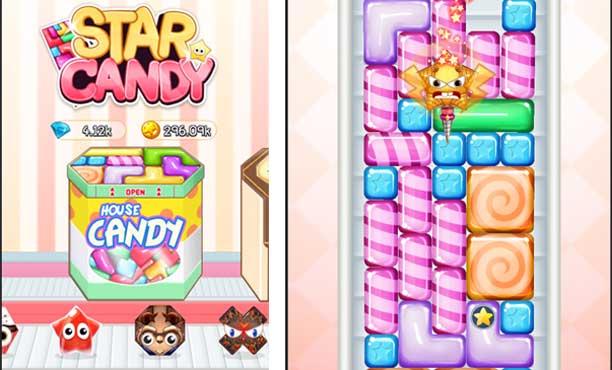 เกม Star Candy ลูกกวาดน้อยอัศจรรย์ จิ้มแล้วบึ้ม โหลดได้แล้ววันนี้