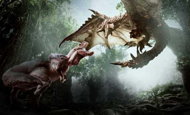 รอมานาน! Monster Hunter World เกมล่าแย้ที่สวยสมจริงขึ้น
