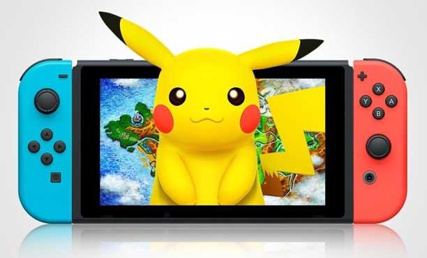 ยืนยันแล้ว Pokemon ภาคหลักลง Nintendo Switch แน่นอน