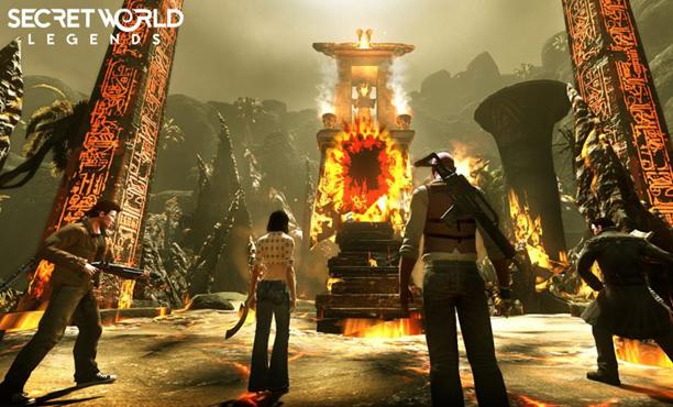 Secret World Legends เกมออนไลน์ใหม่จากทีมสร้าง Conan Exile