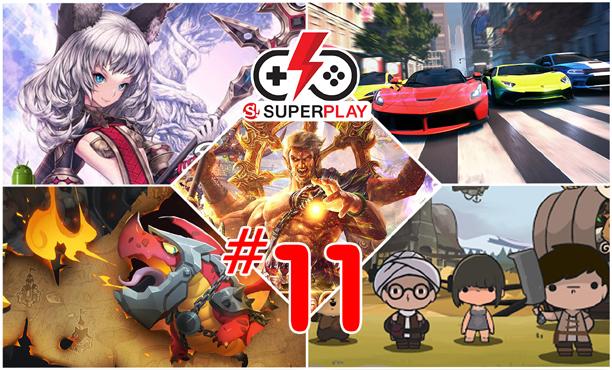 Top 5 เกมมือถือน่าเล่นประจำสัปดาห์ (28 มิถุนายน 2560)