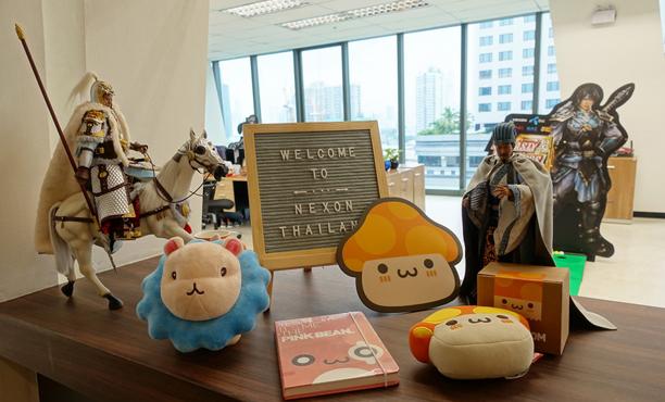 Nexon เปิดตัวบริษัทประกาศรุกตลาดเกมไทย เตรียมเปิดเกมใหม่เพียบ