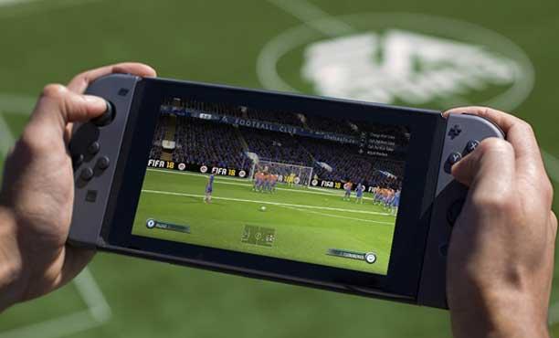 FIFA 18 On Nintendo Switch อาจไม่ได้พีคมากอย่างที่คิด