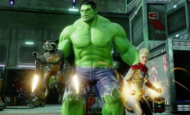 อยากเป็นฮีโร่! Marvel Powers United VR ช่วยได้