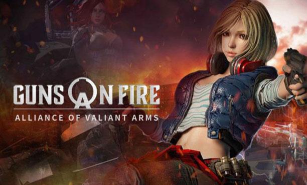 A.V.A: Guns on Fire สุดยอดเกมยิงจากเกาหลีทำลงมือถือภาคใหม่