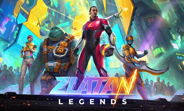 ซลาตัน เปิดตัวเกมมือถือของตัวเอง Zlatan Legends