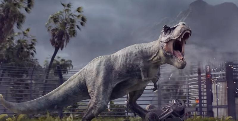เปิดตัวเกม Jurassic World Evolution ที่มาสร้างสวนสนุกไดโนเสาร์ บน PS4 Xboxone และ PC