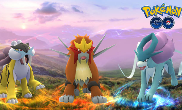 Pokemon GO ปล่อยโปเกม่อนระดับตำนานเพิ่มอีก 3 ตัว