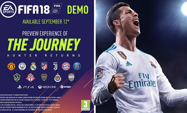 EA Sports จัดอันดับ FIFA18Ratings TOP 100