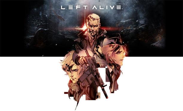 Square Enix เปิดเกมใหม่ Left Alive ทายาทเกม Front Mission