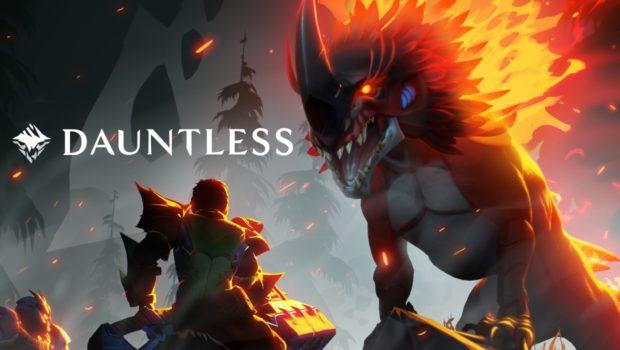 Dauntless ขอท้าชน! เปิด Open Beta ช่วงเดียวกับ Monster Hunter World