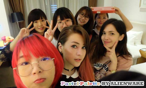 สัมภาษณ์สาวๆ สมาชิกทีม Pastel Palette แข่งเกม LoL ที่ประเทศจีน