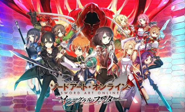 Sword Art Online Integral Factor ซอร์ดอาร์ตภาคเกมออนไลน์แท้ๆ