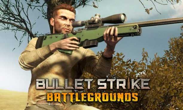 Bullet Strike: Battlegrounds เกมแนว PUBG มือถือเปิดลงทะเบียนแล้ว