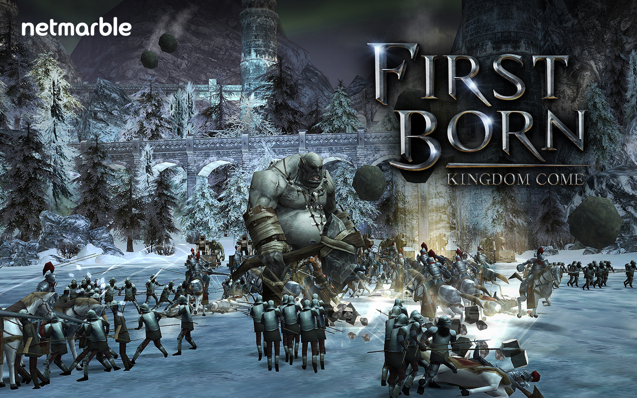Firstborn: Kingdom Come