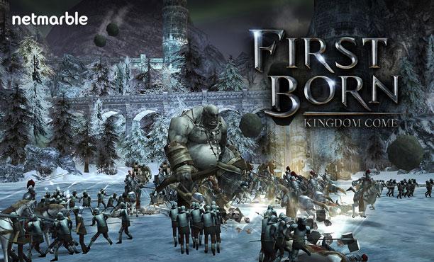 ตัวอย่างเกมเพลย์ Firstborn: Kingdom Come เกมวางแผนจาก Netmarble