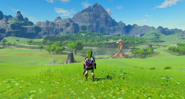 มาดูภาพในเกม Zelda Breath of the Wild ที่มีความละเอียดสูงระดับ 2K ที่ออกมาดูดีมาก