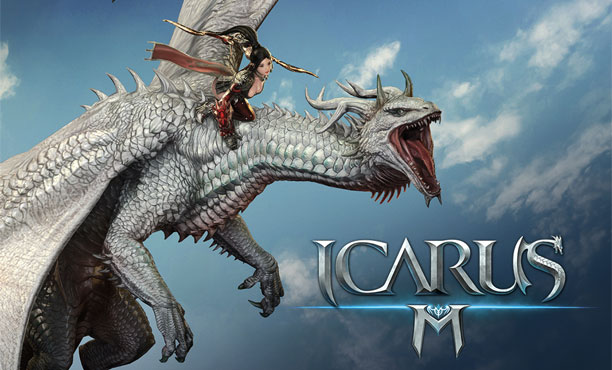 Icarus M เกมออนไลน์ฟอร์มใหญ่อีกตัวที่ Netmarble จะเปิดตัวงาน G-STAR ปีนี้