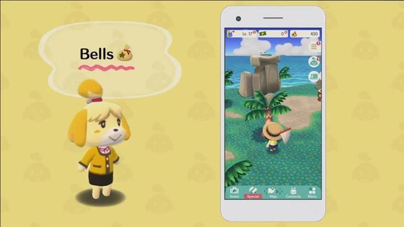 นินเทนโดเปิดตัว Animal Crossing Pocket Camp บนสมาร์ทโฟน