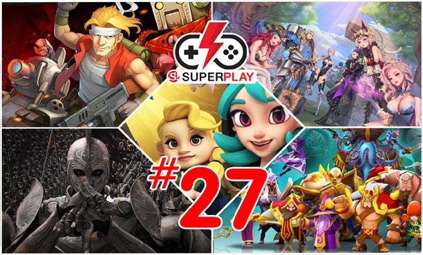 Top 5 เกมมือถือน่าเล่นประจำสัปดาห์ (25 ตุลาคม 2560)