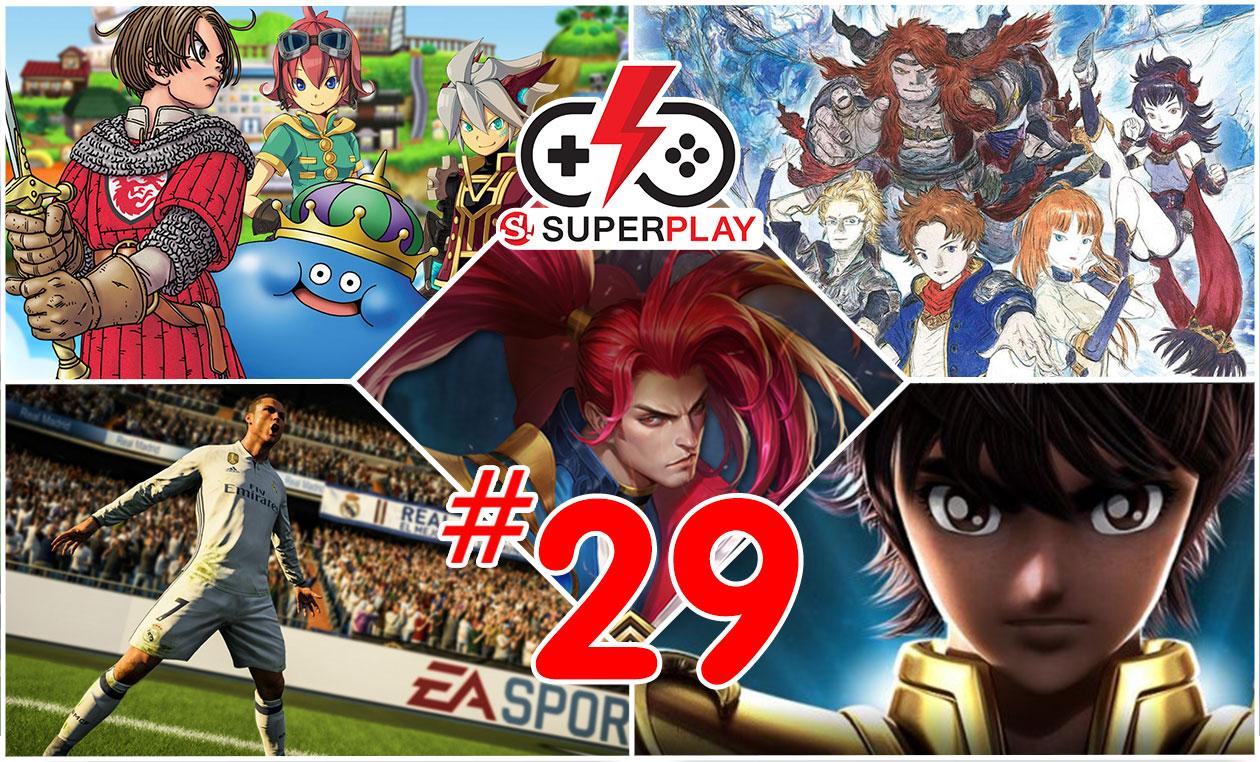 Top 5 เกมมือถือน่าเล่นประจำสัปดาห์ (9 พฤศจิกายน 2560)