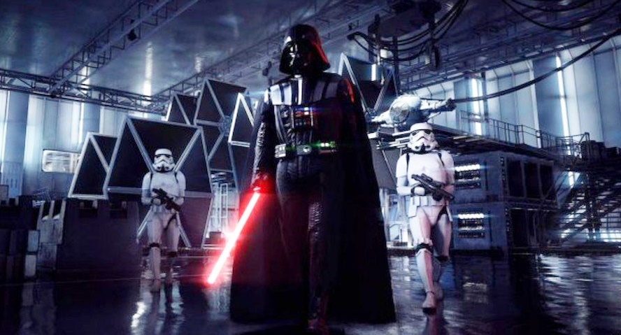 คอเกมไม่พอใจการปลดล็อคตัวละครเกม Star wars Battlefront 2
