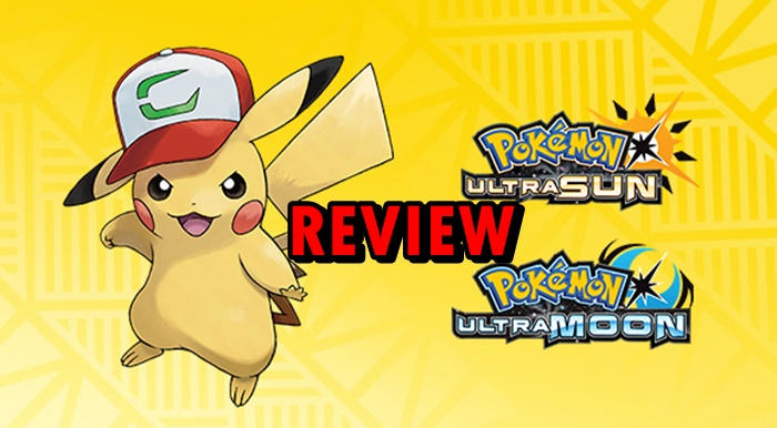 รีวิวเกม Pokemon Ultra Sun  Ultra Moon โปเกมอน ทะลุมิติ