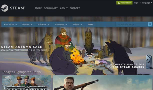 Steam Autumn Sale 2017 มหกรรมกระเป๋าแห้งแห่งปีเริ่มแล้ววันนี้