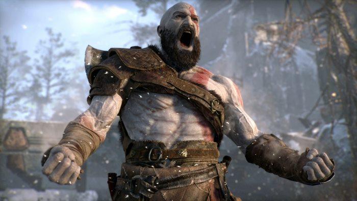 หลุดวันวางขายของเกม God Of War ภาคใหม่บน PS4