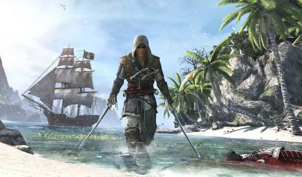 Ubisoft ฉลองคริสต์มาส แจกเกม Assassin's Creed Black Flag ฟรี