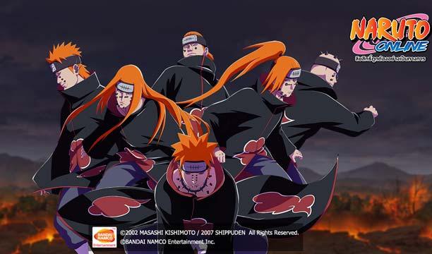 5 เหตุผลว่าทำไมถึงต้องเล่น Naruto Online