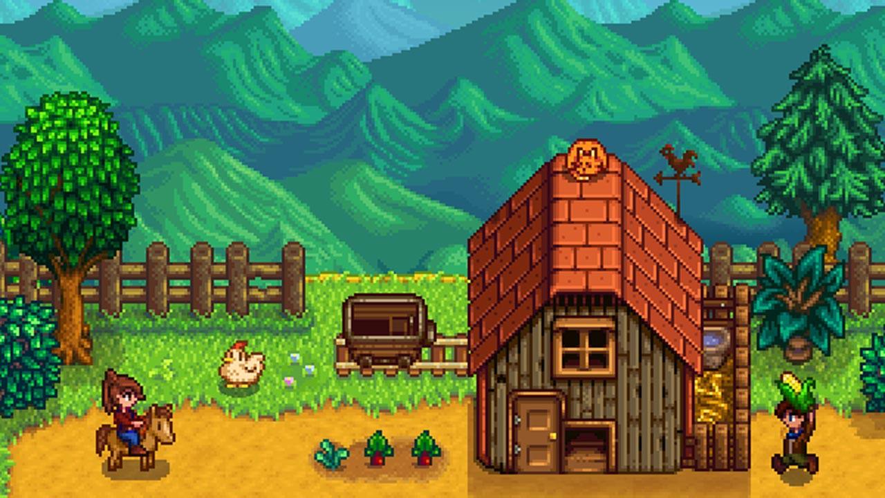 ผู้สร้างเกม Stardew Valley โชว์โหมดเล่นกับเพื่อนแบบออนไลน์ และ LAN