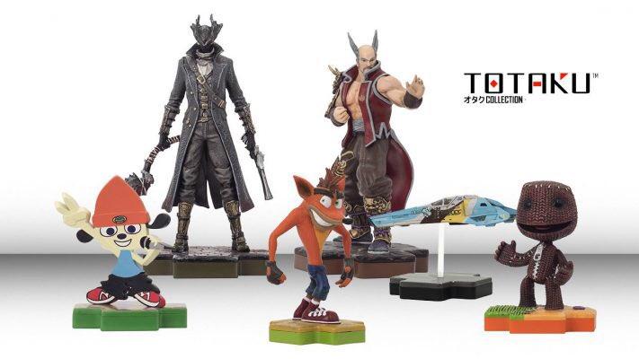 เปิดตัวโมเดลของเล่นจากเกมของ Sony จากค่าย Totaku