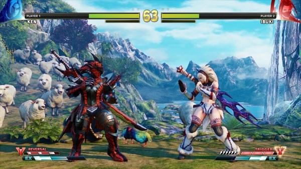 เปิดชุดตัวละครจากเกม Monster Hunter ในเกม Street Fighter 5