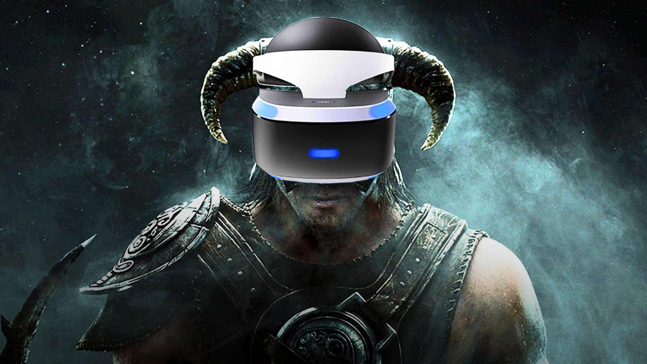 Review Skyrim VR ออกล่ามังกรกันอีกครั้งในโลกเสมือนจริง FUS RO DAH
