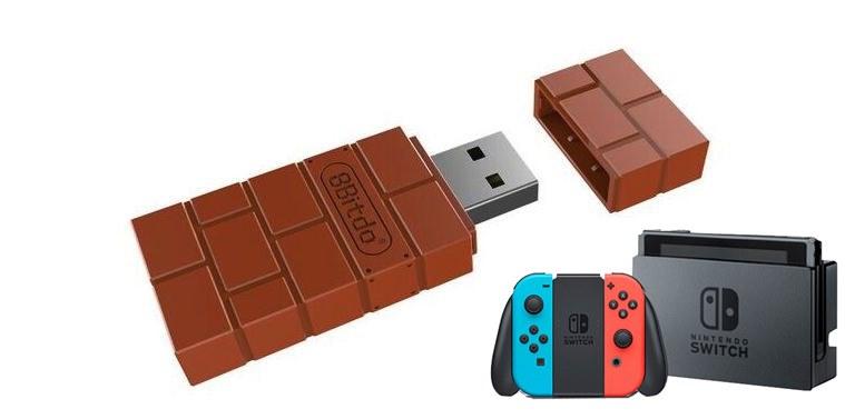 เปิดตัวอุปกรณ์เสริมที่ทำให้สามารถใช้จอย PS4 กับ Nintendo Switch ได้