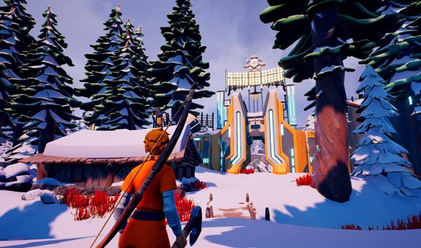 Darwin Project เกม Battle Royale ผสมแนว Survival เปิดให้เล่นกัน 9 มีนาคมนี้