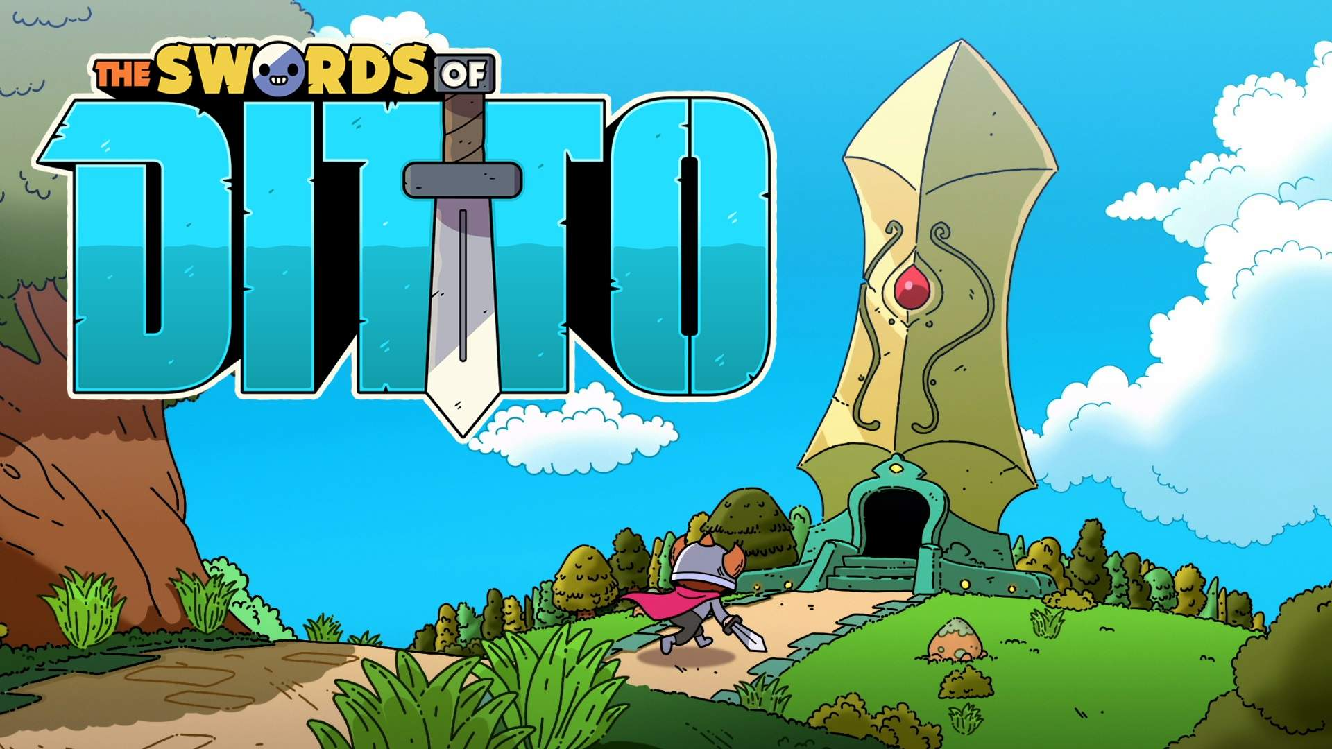 The Swords Of Ditto เกมใหม่สไตล์ Zelda