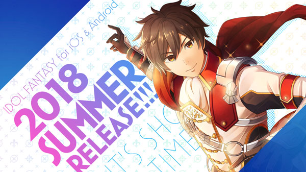 มาแล้ว Square Enix เปิดตัวเกมสร้างไอดอล Idol Fantasy บน สมาร์ทโฟน