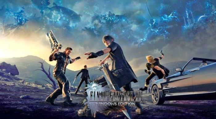 สวนกระแสนักวิจารณ์ เกม Final Fantasy 15 บน PC ขายได้มากกว่าสองแสนชุด