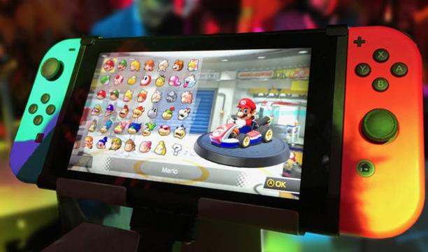 ลือ! ปู่นินฯเตรียมปล่อย Nintendo Switch รุ่นใหม่
