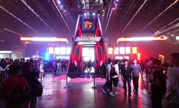 Garena จัดงาน Garena World 2018 ยิ่งใหญ่ เกมเมอร์เข้าร่วมแน่นขนัด