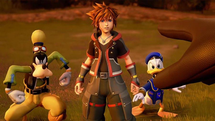 มาแล้วตัวอย่างใหม่เกม Kingdom Hearts 3 เปิดมินิเกมสุดคลาสสิก