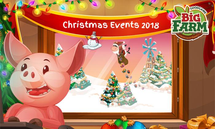 Bigfarm จิงเกิลเบล สนุกกับกิจกรรมมากมายในเทศกาลคริสต์มาสนี้