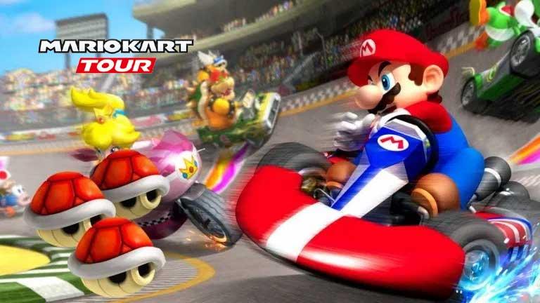 Mario Kart Tour เริ่มเปิดสนามแข่งใน Android 22 พฤษภาคมนี้
