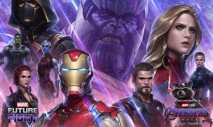 Marvel Future Fight ก็ขอร่วมเผด็จศึกกับ Avengers Endgame ในอัพเดตล่าสุด